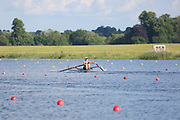 Race: 103  Event: Women's Single Sculls - Championship - Final<br /> <br /> National Schools Regatta 2018<br /> Sunday<br /> <br /> To purchase this photo, or to see pricing information for Prints and Downloads, click the blue 'Add to Cart' button at the top-right of the page. The Metropolitan Regatta 2018 The Metropolitan Regatta 2018