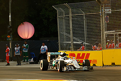 September 16, 2016 - Singapur, Singapur - Motorsports: FIA Formula One World Championship 2016, Grand Prix of Singapore, (Credit Image: © Hoch Zwei via ZUMA Wire)
