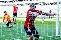 Fotball , 11. juni 2013 , Privatkamp , Norge - Makedonia<br /> Norway - FYR Macedonia<br /> <br /> Per Ciljan Skjelbred , Norge scorer mål