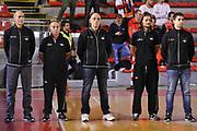 DESCRIZIONE : Roma LNP A2 2015-16 Acea Virtus Roma Assigeco Casalpusterlengo<br /> GIOCATORE : Attilio Caja<br /> CATEGORIA : pre game inno<br /> SQUADRA : Acea Virtus Roma<br /> EVENTO : Campionato LNP A2 2015-2016<br /> GARA : Acea Virtus Roma Assigeco Casalpusterlengo<br /> DATA : 01/11/2015<br /> SPORT : Pallacanestro <br /> AUTORE : Agenzia Ciamillo-Castoria/G.Masi<br /> Galleria : LNP A2 2015-2016<br /> Fotonotizia : Roma LNP A2 2015-16 Acea Virtus Roma Assigeco Casalpusterlengo