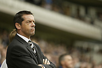 Photo: Aidan Ellis.<br /> Derby County v Leicester City. Coca Cola Championship. 01/10/2005.<br /> Derby manager Phil Brown was booed for taking Paul Peschisolido off.