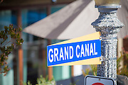 Grand Canal of Balboa Island Newport Beach