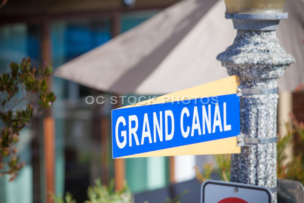 Grand Canal of Balboa Island Newport Beach
