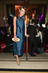 LAURA JACKSON at the Warner Music Brit Party held at the Freemason's Hall, 60 Great Queen Street, London on 25th February 2015.