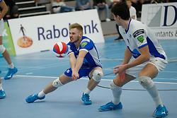20181103 NED: Eredivisie, Sliedrecht Sport - Abiant Lycurgus: Sliedrecht<br />Steven Ottevanger (10) of Abiant Lycurgus<br />©2018-FotoHoogendoorn.nl / Pim Waslander