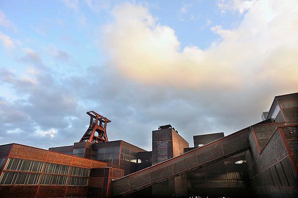 28-8-2010, Essen, DuitslandRuhrgebied, Zeche Zollverein. Deze voormalige kolenmijn staat op de werelderfgoed lijst van UNESCO, en is belangrijkste onderdeel van de culturele hoofdstad van Europa, Ruhr 2010. Foto: Flip Franssen/Hollandse Hoogte