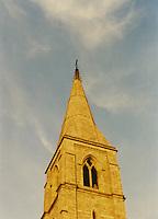 Ballybrack Church spire Dublin Ireland