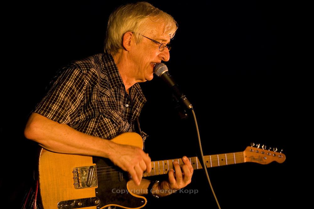 Bill Kirchen, Princeton NJ 8/30/2007. Bill was an original member of Commander Cody & the Lost Planet Airmen.