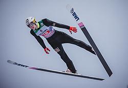 30.12.2018, Schattenbergschanze, Oberstdorf, GER, FIS Weltcup Skisprung, Vierschanzentournee, Oberstdorf, 2. Wertungsdurchgang, im Bild Evgeniy Klimov (RUS) // Evgeniy Klimov of Russian Federation during his 2nd Competition Jump for the Four Hills Tournament of FIS Ski Jumping World Cup at the Schattenbergschanze in Oberstdorf, Germany on 2018/12/30. EXPA Pictures © 2018, PhotoCredit: EXPA/ Stefanie Oberhauser