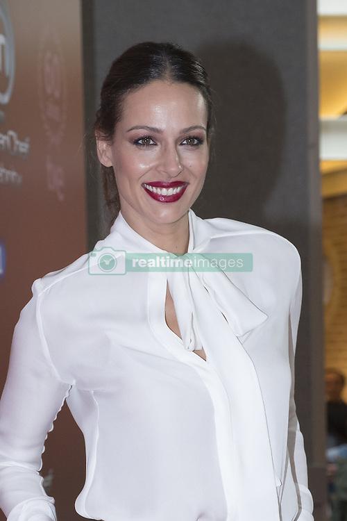 October 18, 2016 - Madrid, Spain - Eva Gonzalez in the Presentation of the TV show Celebrity MasterChef in Madrid on 18 October 2016. (Credit Image: © Oscar Gonzalez/NurPhoto via ZUMA Press)