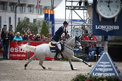 Deusser Daniel, (GER), Cornet D Amour<br /> Longings Grand Prix Port of Rotterdam<br /> CHIO Rotterdam 2015<br /> © Hippo Foto - Dirk Caremans<br /> 21/06/15
