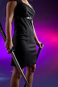 Menace Series | Model is Nikki Yeager