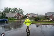 Tropical Storm Isaias Leaves Possible Tornado and Path of Destruction Bucks County