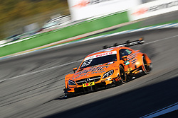 October 14, 2017 - Motorsports: DTM race Hockenheim-II, Saison 2017 - 9. Event Hockenheimring, GER, # 63 Maro Engel (GER, HWA AG, Mercedes-AMG C63 DTM) (Credit Image: © Hoch Zwei via ZUMA Wire)