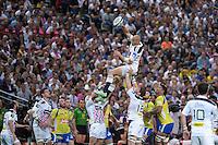 Sergio PARISSE  - 13.06.2015 - Clermont / Stade Francais - Finale Top 14<br />Photo : Nolwenn Le Gouic / Icon Sport