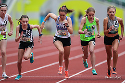 2021 High School Nationals<br /> NSAF Outdoor Track and Field Championship<br /> girls middle school mile heat 3
