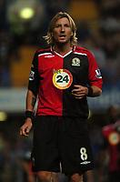 Photo: Tony Oudot.<br /> Chelsea v Blackburn Rovers. The FA Barclays Premiership. 15/09/2007.<br /> Robbie Savage of Blackburn