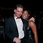 Premiere Dinnershow 2000, Jeroen van der Boom en Edsilia Rombley
