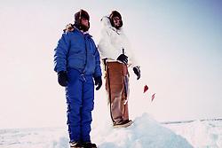 Geoff Carroll & Craig George