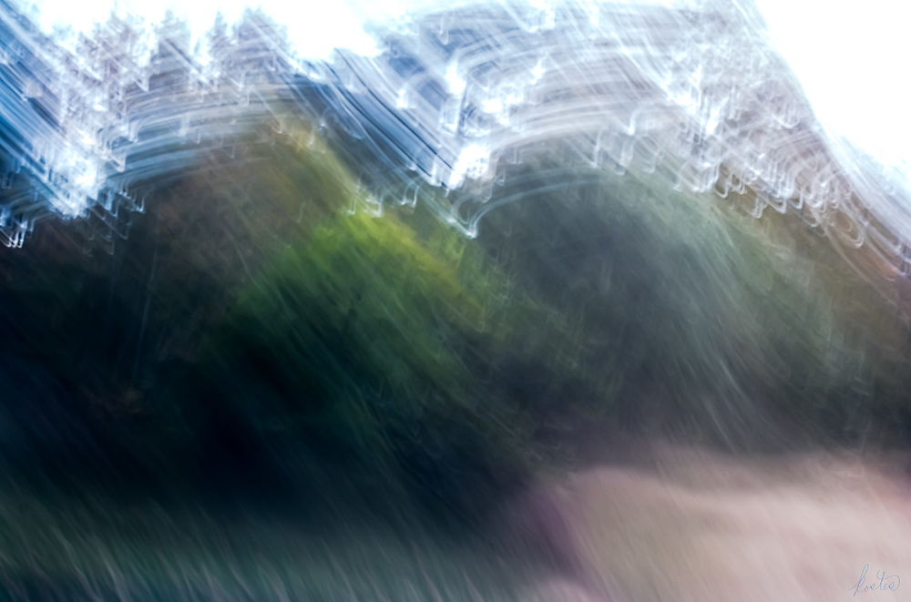 Abstract image of Autumn/
