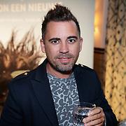 NLD/Amsterdam/20181023 - Boekpresentatie Antoinette Scheulderman, Manuel Venderbos