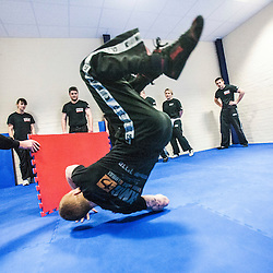 IKMS instructor training, Alloa 24/2/2013