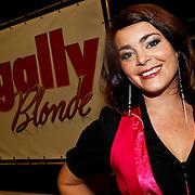 NLD/Amsterdam/20100823 - Perspresentatie musical Legally Blonde, Kim Lian van der Meij