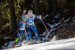 Kaisa Makarainen (FIN) during the Women 15 km Individual Competition at day 2 of IBU Biathlon World Cup 2019/20 Pokljuka, on January 23, 2020 in Rudno polje, Pokljuka, Pokljuka, Slovenia. Photo by Peter Podobnik / Sportida