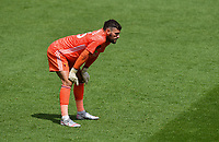 Football - 2019 / 2020 Premier League - Watford vs. Leicester City<br /> <br /> Watford's Ben Foster, at Vicarage Road.<br /> <br /> COLORSPORT/ASHLEY WESTERN