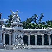 Hemiciclo de Juarez. Mexico city.