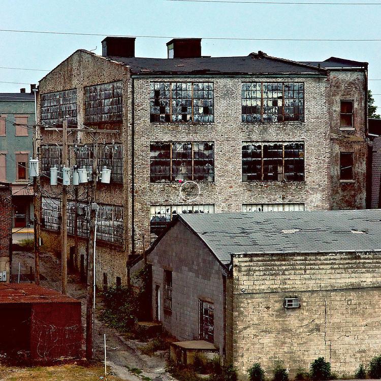 Old Warehouse New Albany Indiana