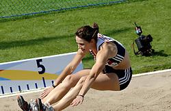 08-08-2006 ATLETIEK: EUROPEES KAMPIOENSSCHAP: GOTHENBORG <br /> Ennis, Jessica  (GBR)<br /> ©2006-WWW.FOTOHOOGENDOORN.NL