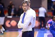 DESCRIZIONE : Brindisi  Lega A 2015-16 Enel Brindisi Pasta Reggia Juve Caserta<br /> GIOCATORE : Marco Esposito<br /> CATEGORIA : Allenatore Coach Before Pregame<br /> SQUADRA : Enel Brindisi<br /> EVENTO : Enel Brindisi Pasta Reggia Juve Caserta<br /> GARA :Enel Brindisi  Pasta Reggia Juve Caserta<br /> DATA : 24/04/2016<br /> SPORT : Pallacanestro<br /> AUTORE : Agenzia Ciamillo-Castoria/M.Longo<br /> Galleria : Lega Basket A 2015-2016<br /> Fotonotizia : <br /> Predefinita :