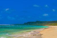 Patho Beach, Island of Mare, Loyalty Islands, New Caledonia