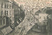 Jurišićeva ulica : Zagreb. <br /> <br /> Impresum[S. l. : s. n., 1914].<br /> Materijalni opis1 razglednica : tisak ; 9,1 x 14,1 cm.<br /> Vrstavizualna građa • razglednice<br /> ZbirkaGrafička zbirka NSK • Zbirka razglednica<br /> Formatimage/jpeg<br /> PredmetZagreb –– Jurišićeva ulica<br /> SignaturaRZG-JURIS-16<br /> Obuhvat(vremenski)20. stoljeće<br /> NapomenaRazglednica je putovala 1914. godine.<br /> PravaJavno dobro<br /> Identifikatori000921707<br /> NBN.HRNBN: urn:nbn:hr:238:825201 <br /> <br /> Izvor: Digitalne zbirke Nacionalne i sveučilišne knjižnice u Zagrebu