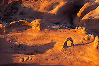Delicate Arch in Arches National Park