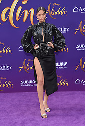 Helen Mirren arriving to the 'Aladdin' World Premiere at El Capitan Theatre. 21 May 2019 Pictured: Shanina Shaik. Photo credit: O'Connor/AFF-USA.com / MEGA TheMegaAgency.com +1 888 505 6342