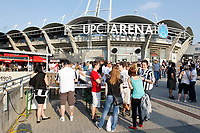 Fotball<br /> Østerrike<br /> Foto: Gepa/Digitalsport<br /> NORWAY ONLY<br /> <br /> 25.05.2011<br /> tipp3 Bundesliga powered by T-Mobile, SK Sturm Graz vs FC Wacker Innsbruck. Bild zeigt Sturm Fans vor der UPC Arena