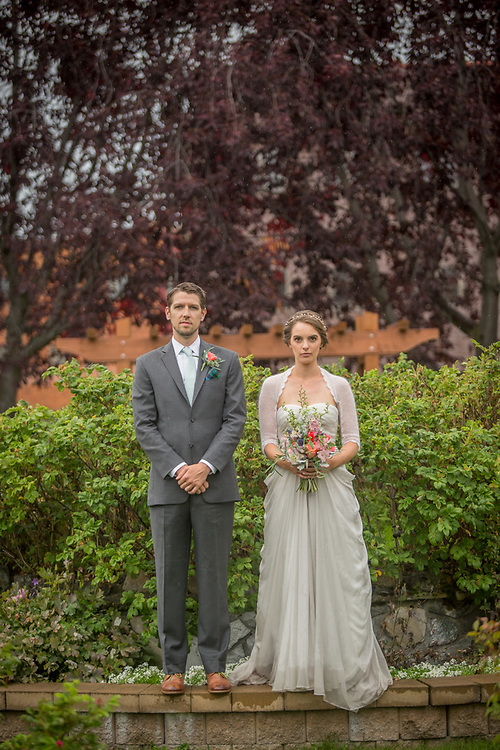 Kelsey and Ian's Wedding, Anchorage, Alaska