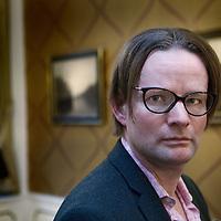 "Nederland, Amsterdam , 12 november 2012..De Britse auteur Kevin Dutton van het boek ""De lessen van de psychopaat"".British writer  Kevin Dutton ."