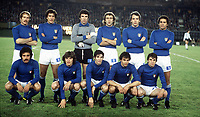 TEAM GROUP<br />ITALY WORLD CUP 1978<br />HOLLAND V ITALY (2-1) 21/06/1978<br />WORLD CUP 1978<br />PHOTO ROGER PARKER FOTOSPORTS INTERNATIONAL