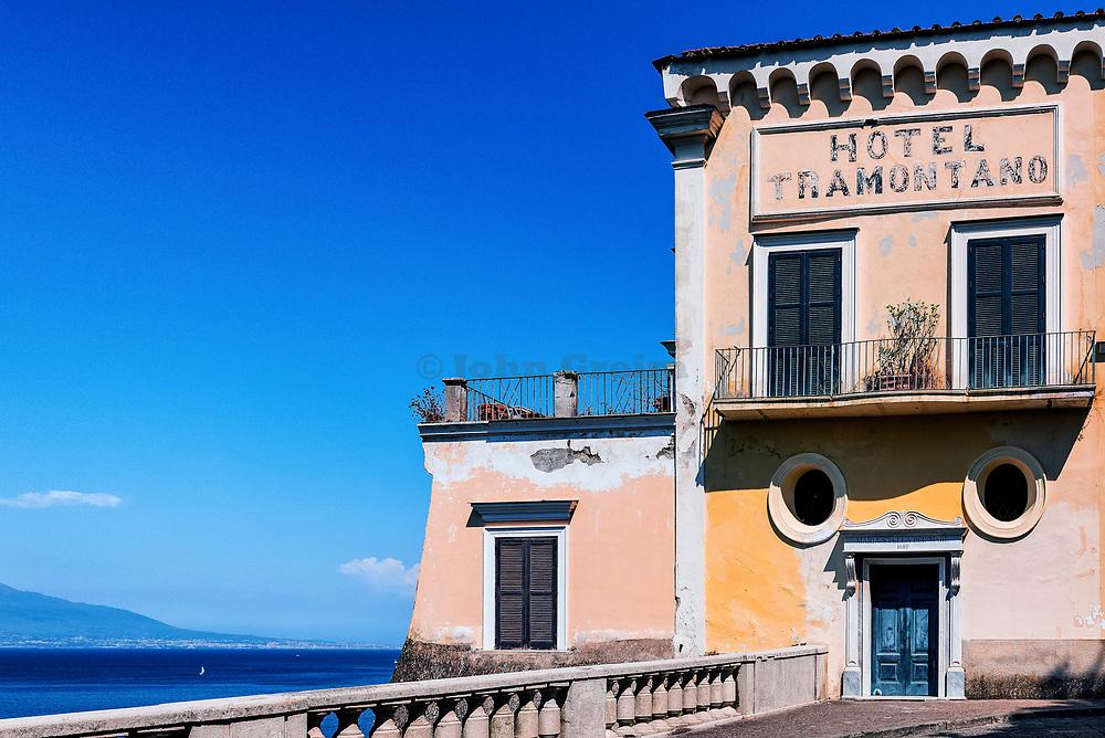 Hotel Tramontano, Sorrento, Italy