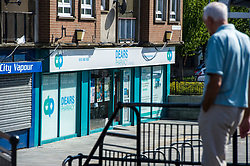 Pictured: <br /> The shadow health secretary Miles Briggs and public health spokesman Annie Wells visited Dears Pharmany in Oxgangs, Edinburgh, today to announce the initiative to make pharmacies a key partner in primary health care.  <br /> <br /> Ger Harley | EEm 27 July 2018