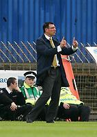 Photo: Andrew Unwin.<br />Northern Ireland v Iceland. European Championships 2008 Qualifying. 02/09/2006.<br />Northern Ireland's Lawrie Sanchez.