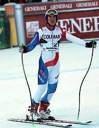 16/12/2010 ALPINE SKI WORLD CUP VAL GARDENA 2010 FIS SKI WELT CUP..JANKA Carlo .© Photo Pierre Teyssot / Sportida.com.