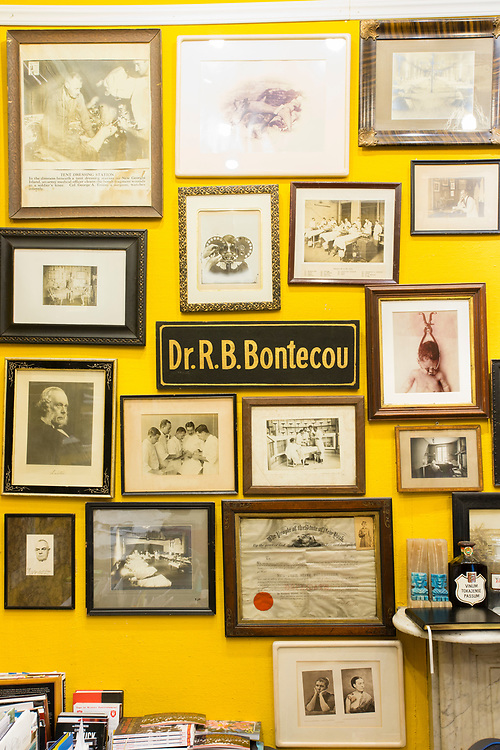 Images by and about Reed B, Bontecou, a New York surgeon who photographed surgery, wounds and medical conditions during the American Civil War.