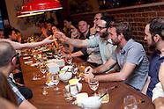 Tasting Table Johnnie Walker Event