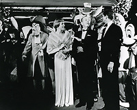 1964 Julie Andrews and Walt Disney at the movie premiere of Mary Poppins at Grauman's Chinese Theater