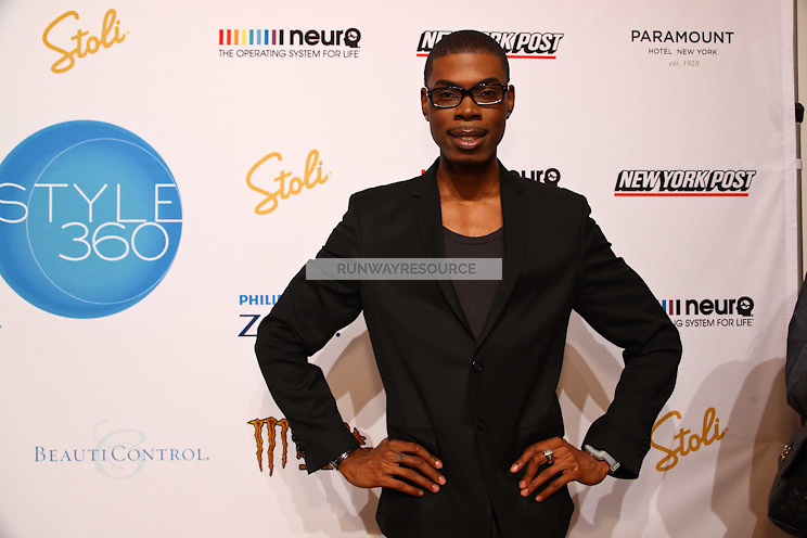 Samantha Black collection fashion show during STYLE360 in New York on September 12, 2011
