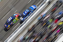 March 26, 2018 - Martinsville, Virginia, United States of America - March 26, 2018 - Martinsville, Virginia, USA: Ricky Stenhouse, Jr (17) races down the front stretch for the STP 500 at Martinsville Speedway in Martinsville, Virginia. (Credit Image: © Chris Owens Asp Inc/ASP via ZUMA Wire)